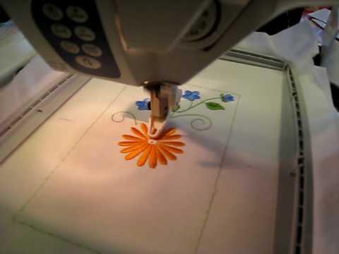 Viking Platinum Royale 40E Embroidery YouTube Simple Husqvarna Viking Platinum 955e Sewing Machine