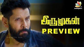 Iru Mugan Preview | Chiyaan Vikram, Nayanthara, Nithya Menen | Story from Trailer