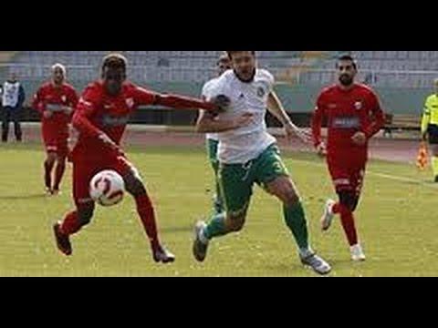 Şanlıurfaspor 4-0 Boluspor TFF 1.Lig 15. hafta