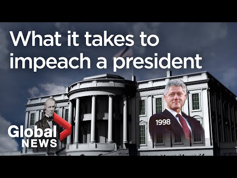 Impeachment: How To Remove A Sitting U.S. President From Office