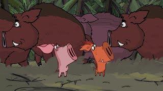 Поросёнок. Фильм 8-й - «Дикая» (Piglet. Part 8 - «Wild»)