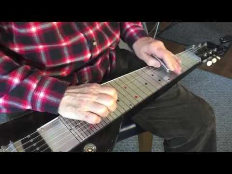 Lap Steel Guitar - Country String Pulls