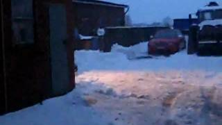 Crosskart Fun im Schnee Part 4