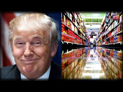 WINNING! Top Grocery Chain Makes EPIC Announcement Donald Trump Is Going To Love When He Finds Out!