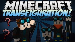 Minecraft | TRANSFIGURATION! (Bobbleheads, Stickmen & More!) | Mod Showcase [1.6.4]