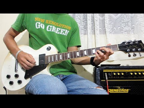 JPCC Worship - Yesus Mulia guitar tutorial part 1