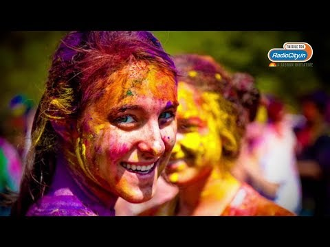 IS HOLI...RAG RAG RANG DE !! RADIO CITY