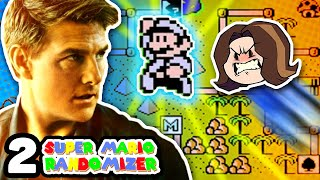 Arin is secretly Tom Cruise - Mario Randomizer: PART 2