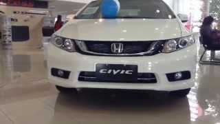 Novo Honda Civic LXR 2.0 2015