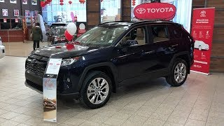 2019 Toyota RAV4 Limited Walkaround Review Canada | Country Hills Toyota