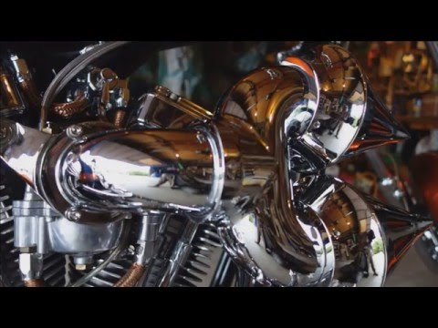 Spike Motorcycle Air Cleaner Installation  Live Stream