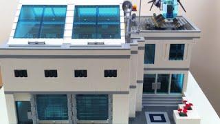 Lego Custom Police Station MOC!