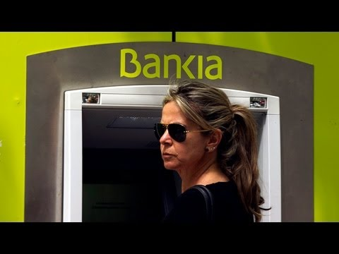 Are Bank Runs the Reign In Spain?