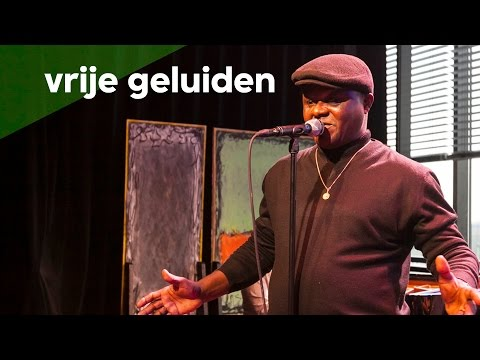 Zé Luis - Kanta Cabo Verde (live @Bimhuis Amsterdam)