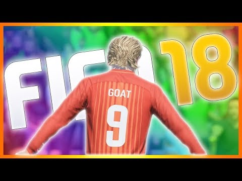 TAKING ON THE GOAT!!!! - FIFA 18 GAMEPLAY