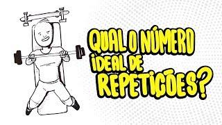 Qual é o número ideal de REPETIÇÕES?   Autoridade Fitness thumbnail