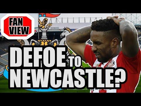 Defoe To Newcastle?