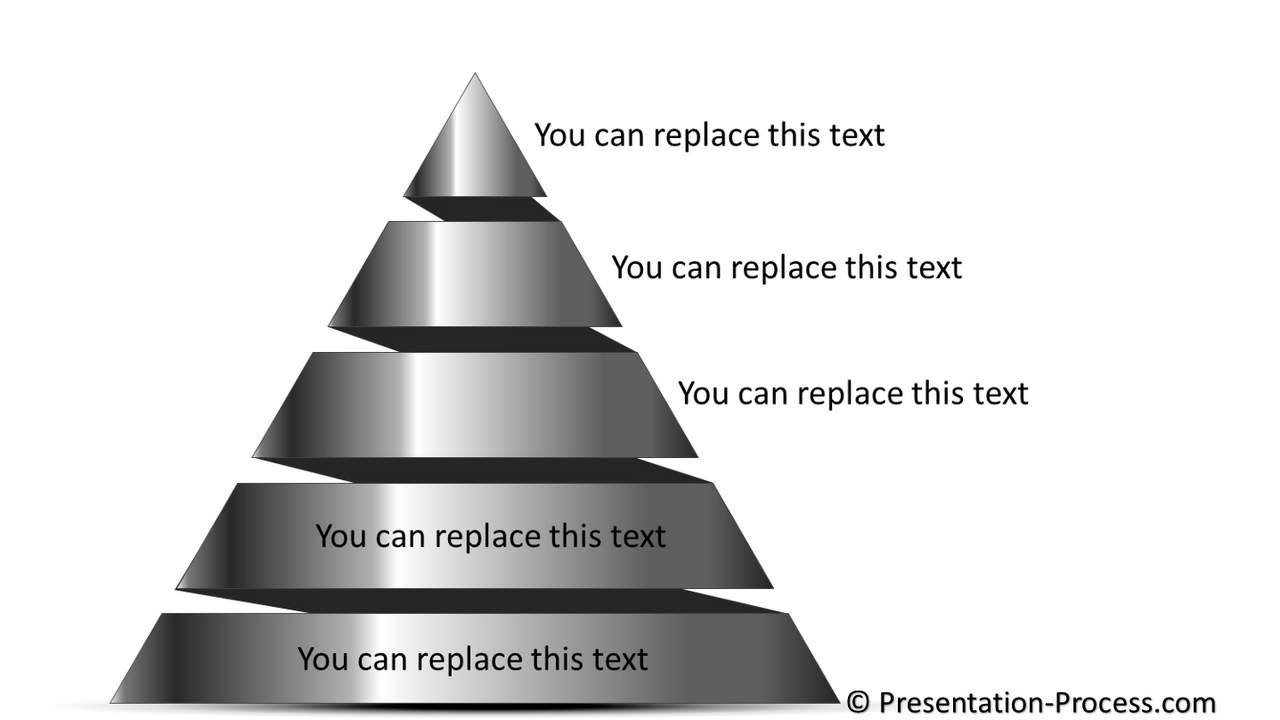 animated pyramid : practical powerpoint animation series #4 - youtube, Powerpoint templates