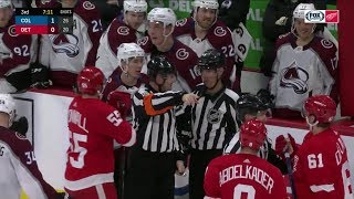Wings-Avs Rough Stuff - 12/2/18