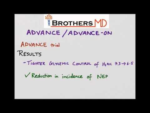 ADVANCE / ADVANCE- ON Trials