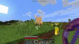 I FOUND ONE OF THE RAREST MOBS IN MINECRAFT!!! (Minecraft Survival Special Episode)