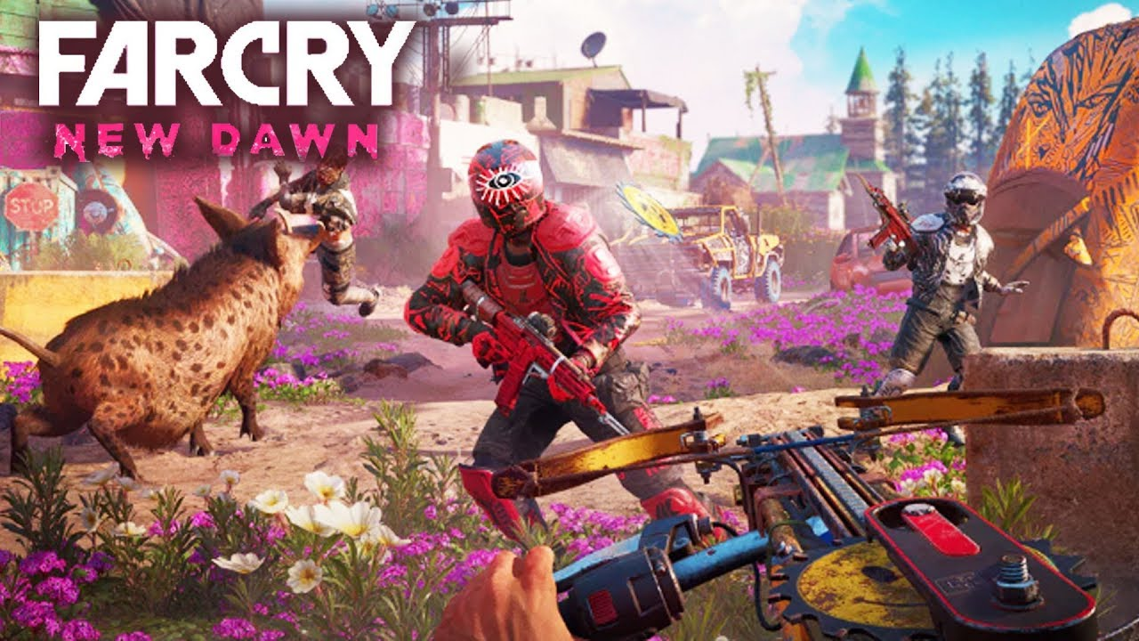 Far Cry New Dawn - New Trailer!  EVERY DETAIL REVEALED! New Gameplay Info!