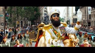 THE DICTATOR - Official International English Trailer - HD
