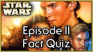Star Wars EPISODE 2 Trivia - Star Wars Quiz