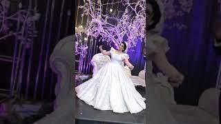 رقص عروسه علي مهرجان اصحابي اخصامي حمو بيكا