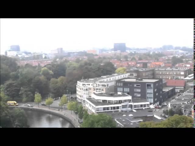 Yannick en Jarick: De Oldehove in Leeuwarden