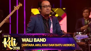 JOGET YUK! Wali Band \x5bANTARA AKU, KAU DAN BATU AKIKKU\x5d - Road To KDI 2019 (24\/6)
