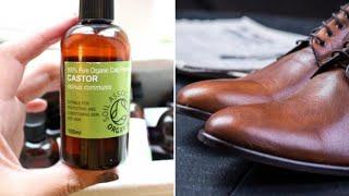 Копеечное и действенное средство для ухода за кожей и кожзамом