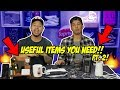 10 AFFORDABLE ITEMS EVERY GUY NEEDS! PT. 2!