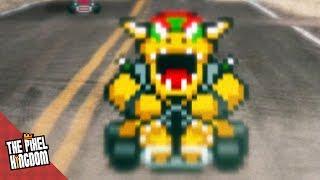 Super Nintendo [SNES] Games in Real Life