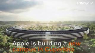 "Apple's New ""Spaceship"" Headquarters"