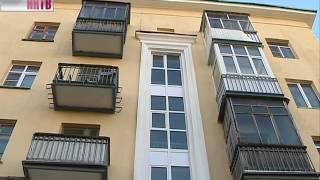 84 будинку відновили в Автозаводському районі М.Новгорода по програмі капітального ремонту у цьому році