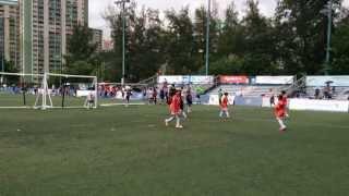 lolofootball之渣打盃阿仙奴vs白田天主敎小學6: