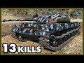 Object 430u 13 kills world of tanks gameplay mp3