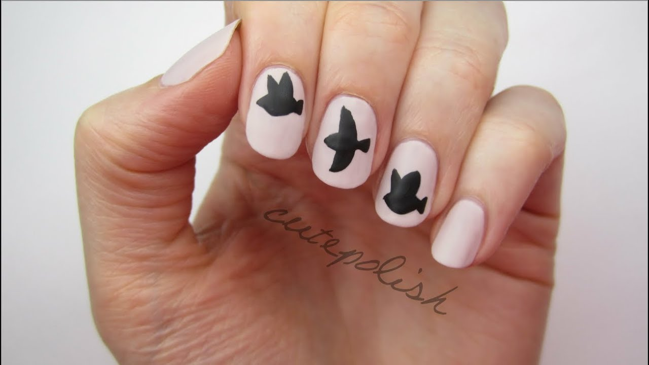 Divergent nail art youtube prinsesfo Image collections