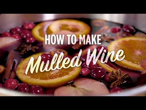 wine article How to Make Delicious Mulled Wine for Christmas  You Can Cook That  Allrecipescom