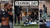 Training Day: Terence Crawford
