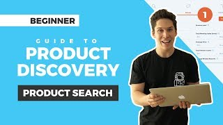 Beginner Guide to Product Search in Product Discovery: Find Products to Sell on Amazon