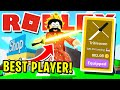 BUYING THE $10,000,000,000 *GODLY* LIGHT SABER AND BEATING THE *BULLY* IN ROBLOX SABER SIMULATOR!!
