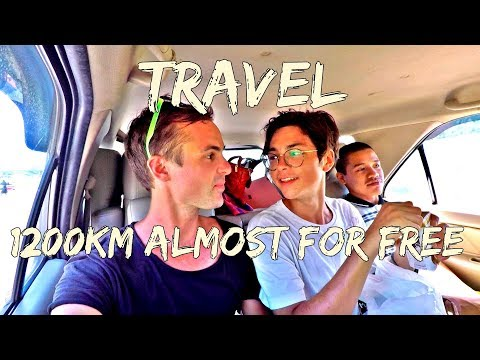 TRAVEL FOR LESS THAN 1 DOLLAR IN THAILAND