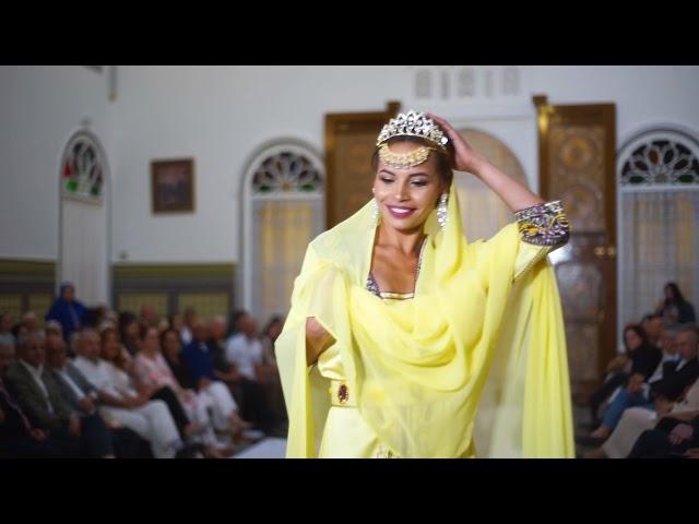 Nabiha El Ghayati - عرض أزياء - المصممة المغربية نبيهة الغياتي