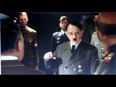 """Download """"Mankind is ruled by will and determination"""" - Hitler (1945)."""