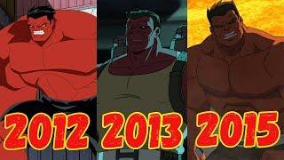 Эволюция Красного Халка (2009-2016)