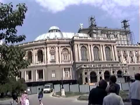 2 Odessa Opera house   Art Museum Buffet istonbul