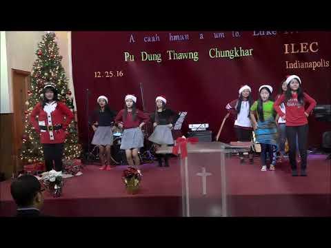 ILEC Christmas Dance