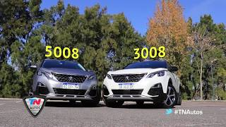 Peugeot 3008 HDI y 5008 THP - Test doble - Matías Antico - TN Autos
